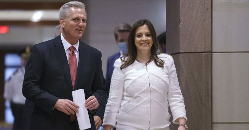 Elise Stefanik selected House Republican chair, replacing ousted Liz Cheney
