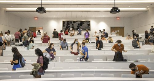 A university's Latino enrollment reflects progress — and the legacy of racism