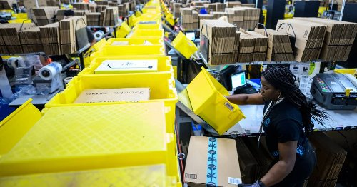Amazon is snapping up disused shopping malls and turning them into fulfillment centers