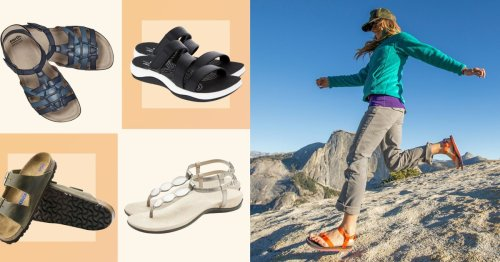 How to pick the best women's sandals with arch support in 2021