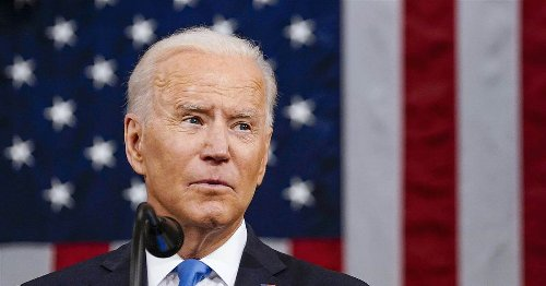 Watch President Biden's full address to joint session of Congress