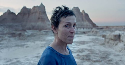 How the Frances McDormand drama 'Nomadland' defies Hollywood ageism