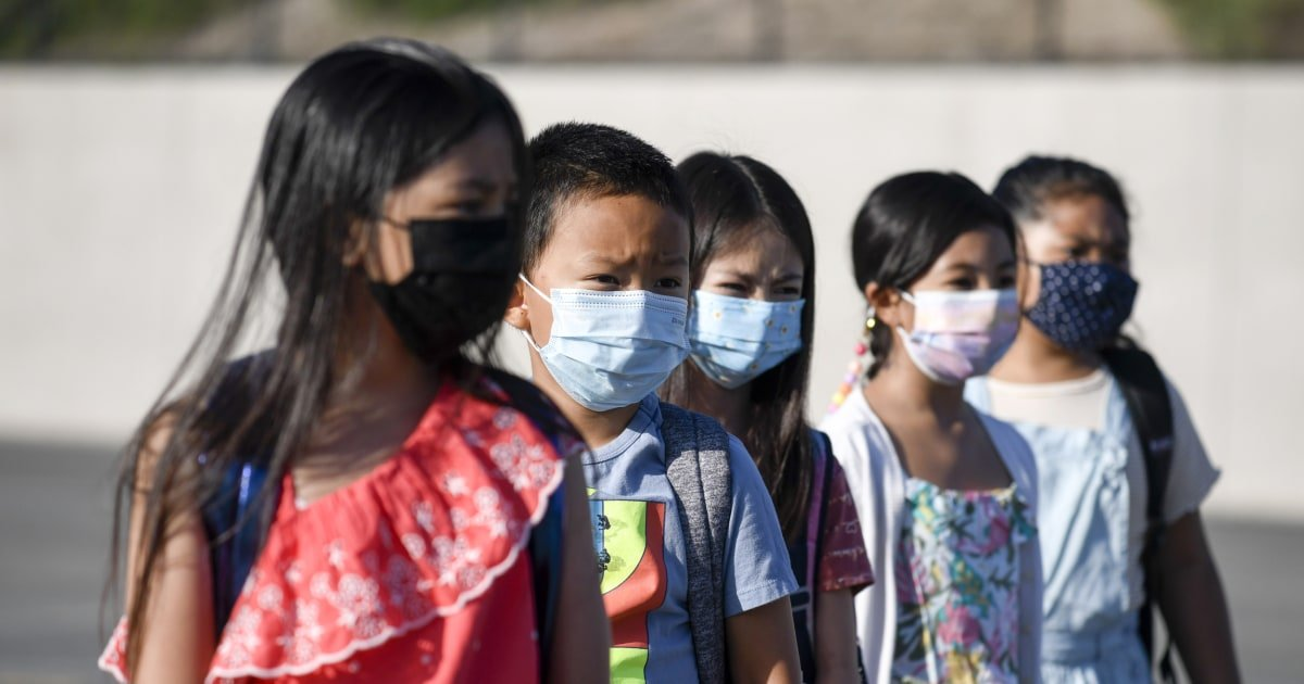 Is the delta variant more dangerous for children? A growing number of kids are very sick