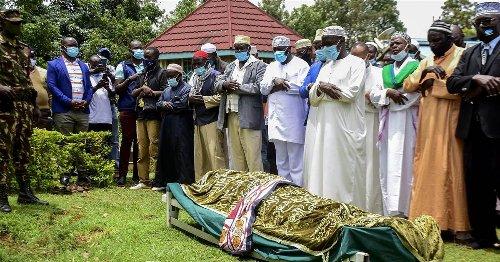 Barack Obama's grandmother Sarah laid to rest in Kenya