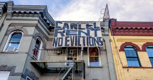 Covid eviction moratorium deadline highlights another American epidemic