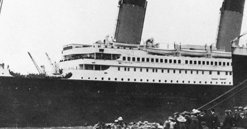 Documentary highlights Chinese Titanic survivors barred from U.S., erased from history