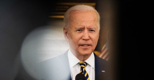 Biden tackles crime, again — but this time he's in charge