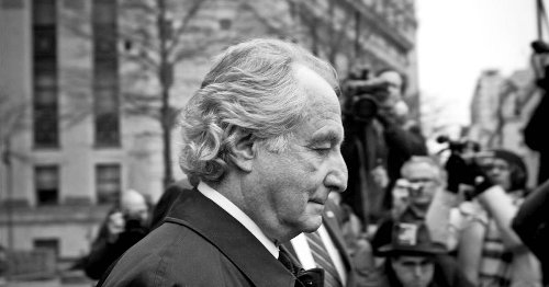 Bernie Madoff died in prison, where he belonged. So how do you mourn him?