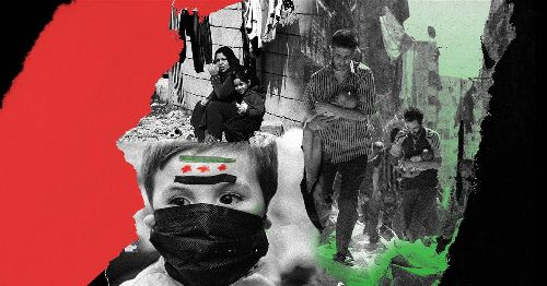 The Syrian people deserved better than the last decade of war