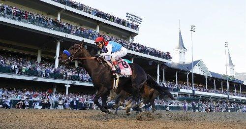 Kentucky Derby winner Medina Spirit fails drug test; trainer suspended