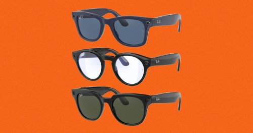 Facebook releases Ray-Ban smart glasses