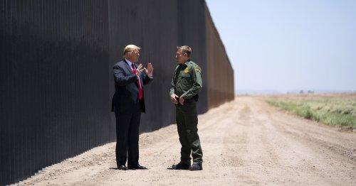 Biden admin asks Trump-appointed Border Patrol Chief Rodney Scott to step down