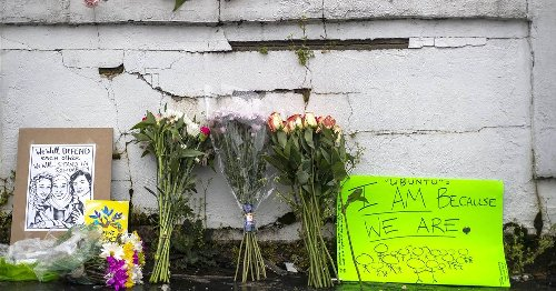 Asian Americans are both grieving and angry over Atlanta-area killings