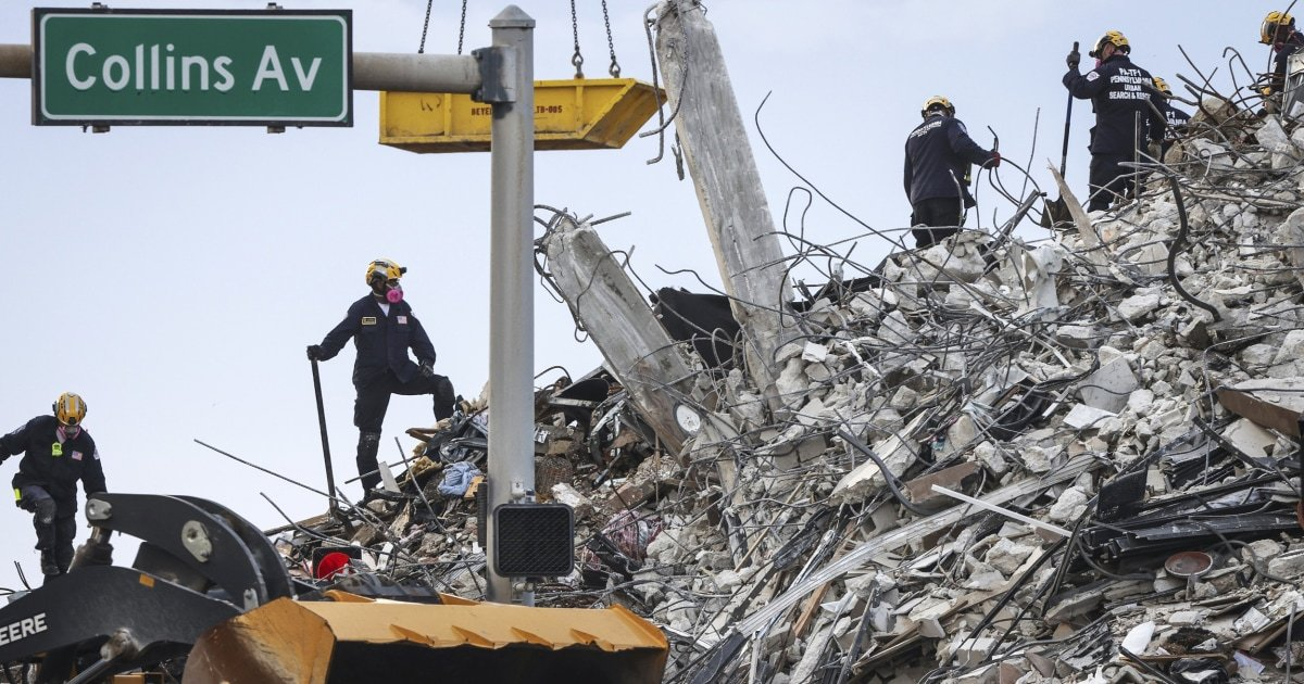 Repealed Florida law would have required faster repairs at collapsed tower, experts say