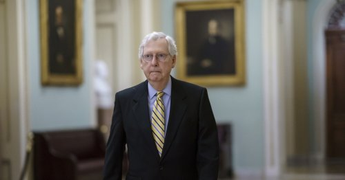 In debt-ceiling fight, McConnell makes up new rule 'out of whole cloth'