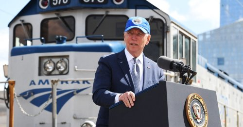 Biden wants to bring Amtrak to a Northeast commuter corridor. Will riders support it?