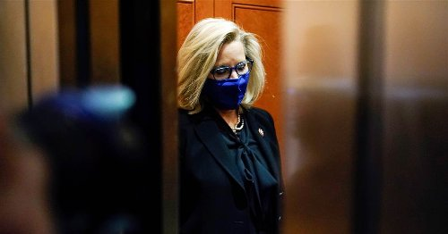 Liz Cheney and the future of the GOP - cover