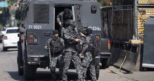 Rio drug gun battle leaves 25 dead, police facing global backlash