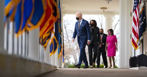 'Lost in the shuffle': Republicans battle around Biden — for now