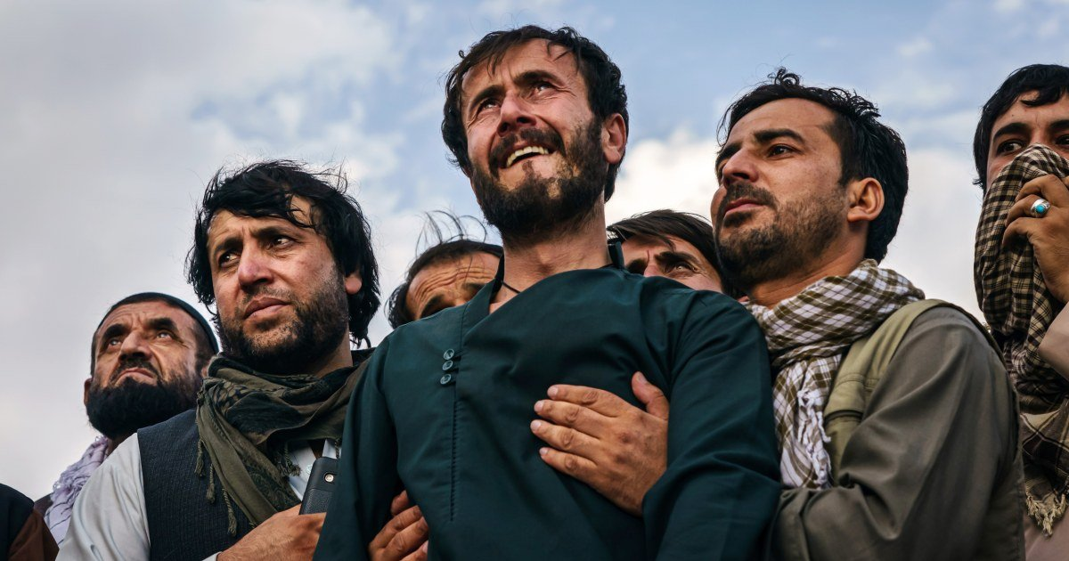 'We're all ruined': Afghan family says U.S. drone strike killed 10, including 7 children