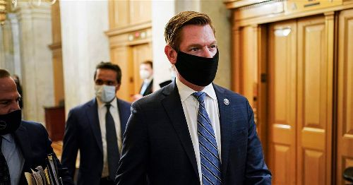 Swalwell's Trump suit confirms a grim truth about our legal system