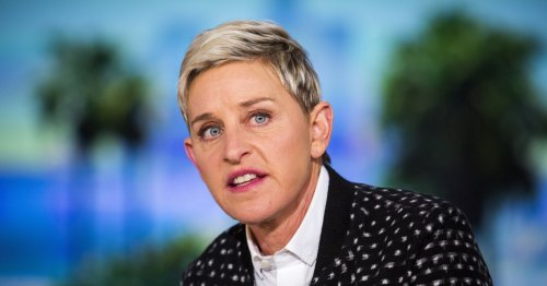 Ellen DeGeneres, departing syndicated TV, once again finds herself at the center of cultural change