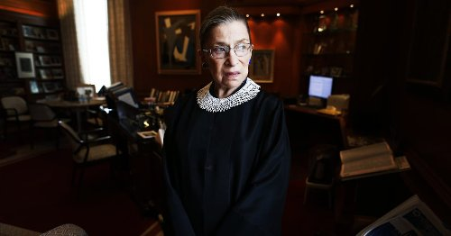 Ruth Bader Ginsburg's statue unveiled in her native Brooklyn, N.Y.