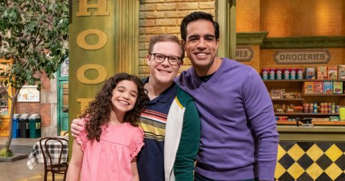 'Sesame Street' features 2 gay fathers for 1st time in 51-year history