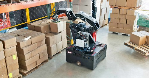 Manufacturers embrace robots, the perfect pandemic worker