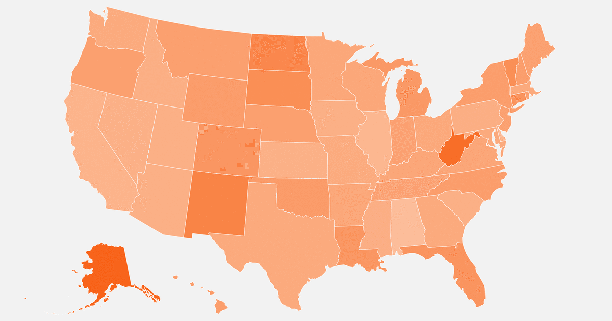 MAP: Covid-19 vaccination tracker across the U.S.