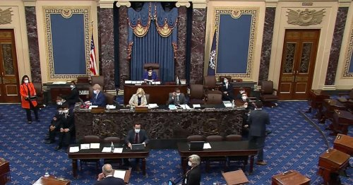 GOP senators block bill to keep government operating, allow federal borrowing