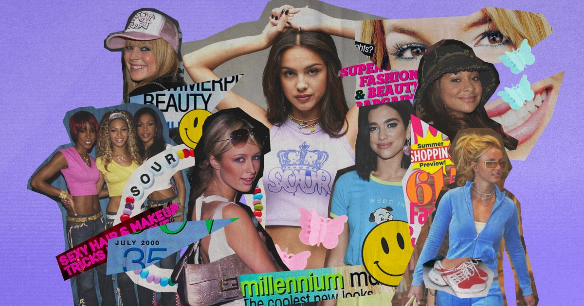 Gen Z's 'nowstalgia' for Y2K fashion is leading to a thrifting explosion