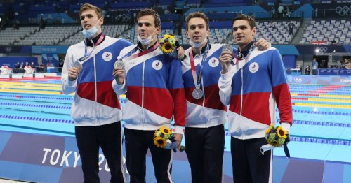 Russians are winning in Tokyo even though Team Russia is banned from the Olympics