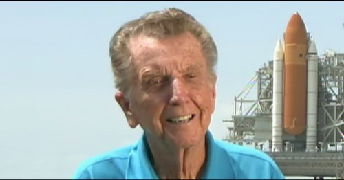 Veteran space journalist Jay Barbree, who covered more than 160 missions, dies at 87