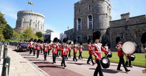 Photos: Royals bid farewell to Prince Philip