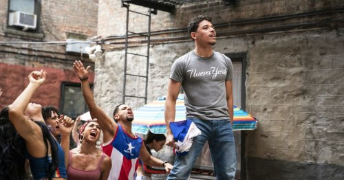'In the Heights' breaks ground by rejecting old Latino movie tropes