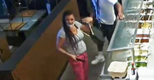 Hungry woman, angry that a Chipotle was closing early, pulls gun to demand service, police say