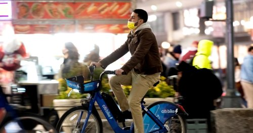 Covid fueled the rise of the e-bike. See where ridership grew in the U.S.