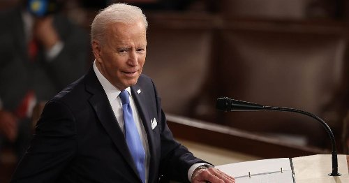Biden discusses how his jobs plan will address climate change