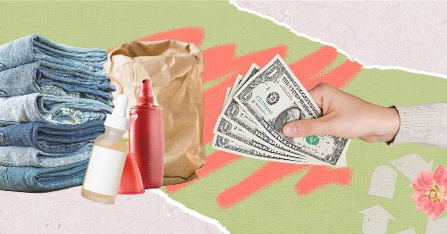 6 stores that will reward you for bringing in old clothes and beauty products