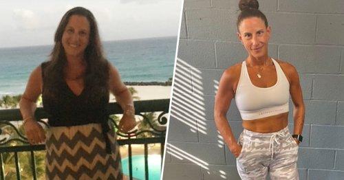 'I wanted to feel OK': Woman loses 85 pounds, cuts rheumatoid arthritis flares