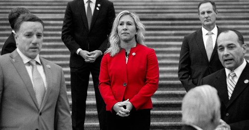 GOP's worst lawmakers just created a blatantly white nationalist caucus. And they're recruiting.