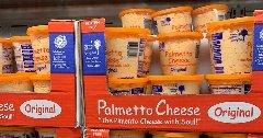 Discover palmetto cheese