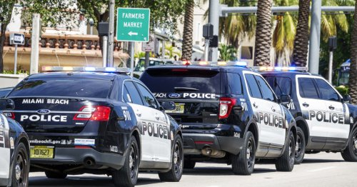 Three Miami Beach officers face felony charges in rough arrests of two Black men