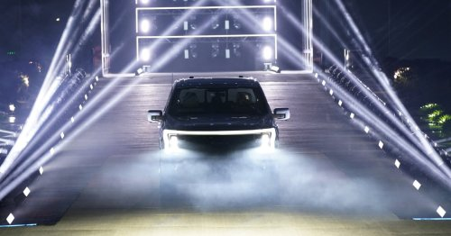 Can Ford's F-150 Lightning electric truck persuade the heartland to go all-electric?