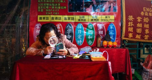 Destiny and divination: Online fortunetelling booming among young people in Hong Kong