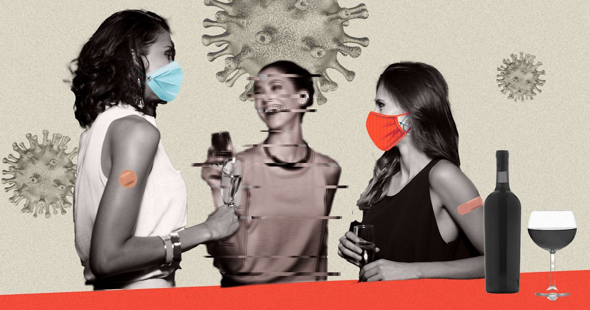Should unvaccinated people avoid bars and restaurants? Experts weigh in