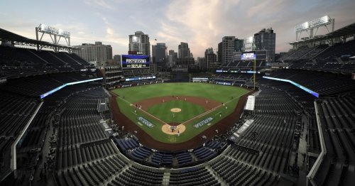 Woman, 2-year-old son dead after falling from concourse level at San Diego's Petco Park