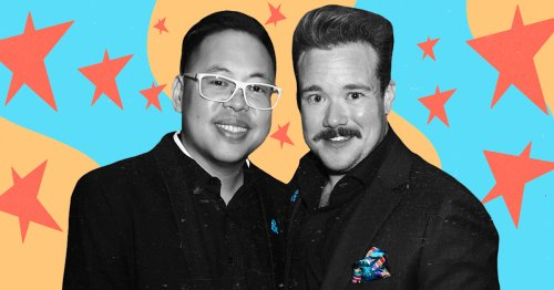 How Nico Santos and Zeke Smith are redefining LGBTQ love with their relationship