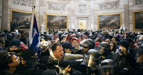 Republican loyal to Trump claims Capitol riot looked more like 'normal tourist visit'